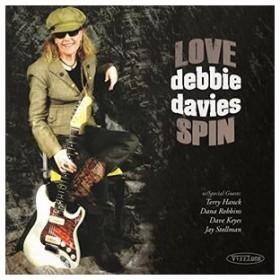 デイビー・デイヴィス / ラブ・スピン [CD]