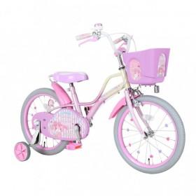 18インチ 子供用自転車 ぼんぼんりぼん
