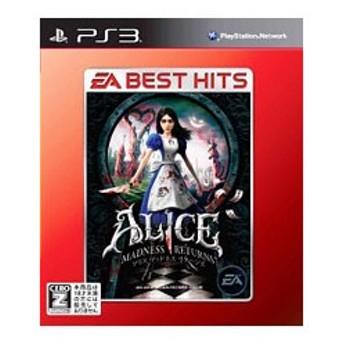 PS3/アリス マッドネス リターンズ EA BEST HITS (CERO「Z」 18歳以上のみ対象)