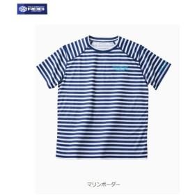 【リバレイ】RBB COOL TシャツII マリンボーダー L