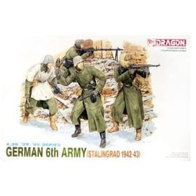 1/35 WW.II ドイツ軍 第6軍 スターリングラード プラモデル(再販)[ドラゴンモデル]《在庫切れ》