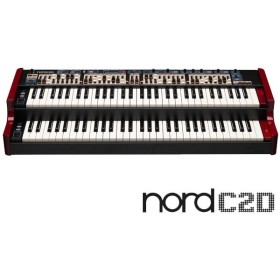 Nord(CLAVIA) Nord C2D【 COMBO ORGAN 】(Nord サマーキャンペーン2019 対象商品 ※要メーカー応募)