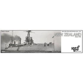 1/700 英巡洋戦艦ニュージーランド Eパーツ付1912 レジンキット[コンブリック]《取り寄せ※暫定》