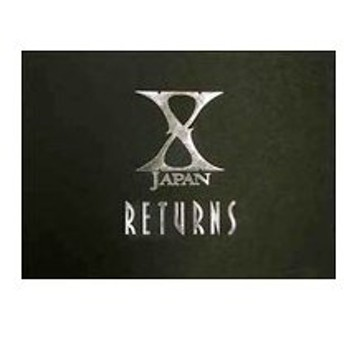 DVD/X JAPAN RETURNS 完全版 DVD−BOX