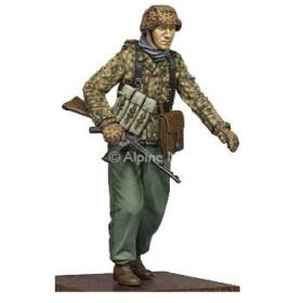 1/35 WWII 独 武装親衛隊下士官 ハンセン戦闘団 #1[アルパイン]《在庫切れ》