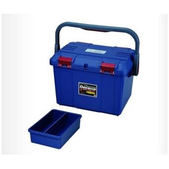 リングスター 大型工具箱 ドカット すべり止めパッド4枚付 D-5000 ブルー