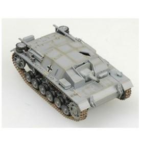 1/72 ファイティングビークルシリーズ III号突撃砲C/D型 アフリカ戦線 1942年[イージーモデル]《在庫切れ》