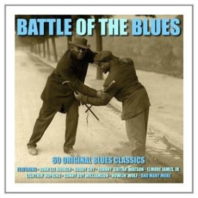 輸入盤 VARIOUS / BATTLE OF THE BLUES [3CD]