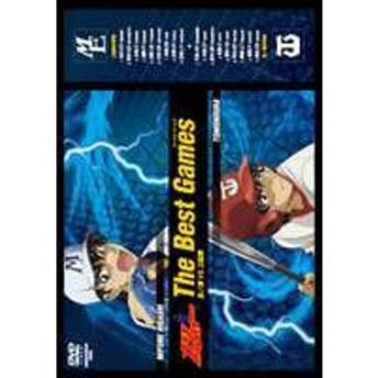 メジャー The Best Games 友ノ浦 vs 三船東編 [DVD]