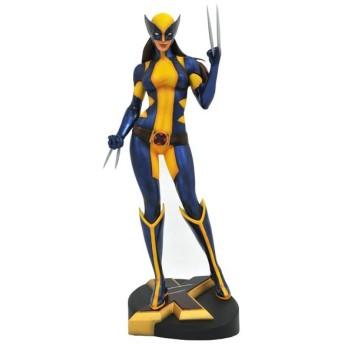 『マーベル・コミック』PVCスタチュー マーベル・ギャラリー X-23[ダイアモンドセレクト]《発売済・在庫品》