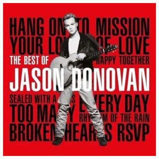 輸入盤 JASON DONOVAN / BEST OF JASON DONOVAN [CD]