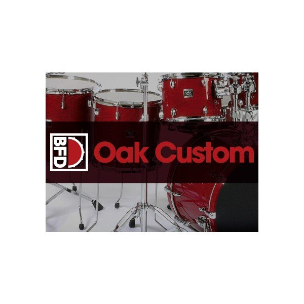 fxpansion / BFD3/2 Expansion KIT: Oak Custom Kit(オンライン納品専用