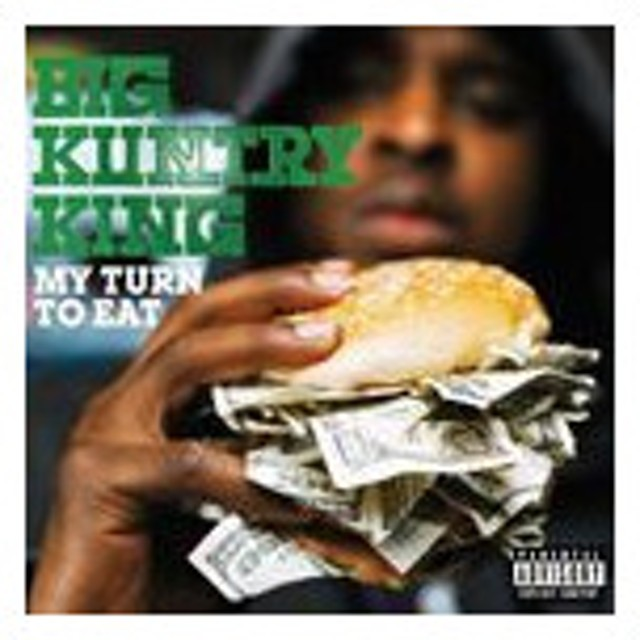 輸入盤 BIG KUNTRY KING / MY TURN TO EAT [CD]