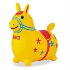 アガツマ PINOCHHIO ピノチオ ぴょんぴょんポニー YE イエロー おもちゃ 乗用 トイ 乗り物 のりもの 子供 キッズ 屋内 室内