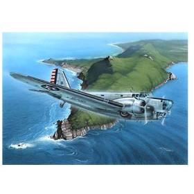 1/72 米・ダグラスB-18Aボロ爆撃機・大戦仕様機銃増設型 プラモデル[スペシャルホビー]《在庫切れ》