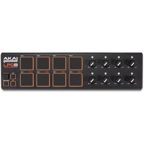 AKAI Professional アカイプロフェッショナル / LPD8 ラップトップ・パッド・コントローラー(お取り寄せ商品)