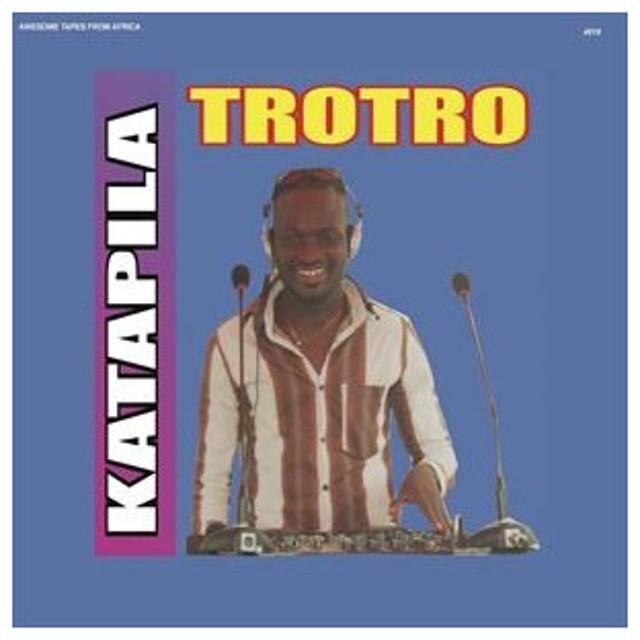 DJキャタピラ / Trotro [CD]
