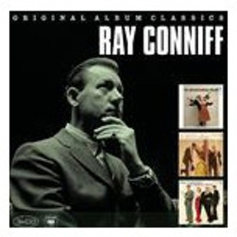 輸入盤 RAY CONNIFF / ORIGINAL ALBUM CLASSICS [3CD]