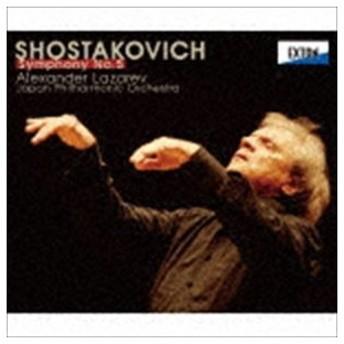 ラザレフ 日本フィル / ショスタコーヴィチ:交響曲 第5番 [CD]