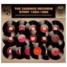 輸入盤 VARIOUS / HE CADENCE RECORDS STORY 1953-1962 [4CD]