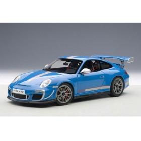 1/18 ダイキャスト・モデルカー ポルシェ 911 (997) GT3RS 4.0 (ブルー)[オートアート]《取り寄せ※暫定》