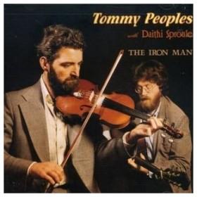 輸入盤 TOMMY PEOPLES / IRON MAN [CD]