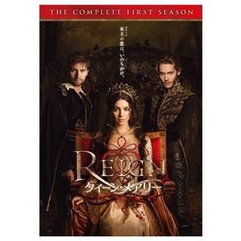 REIGN/クイーン・メアリー〈ファースト・シーズン〉 コンプリート・ボックス [DVD]