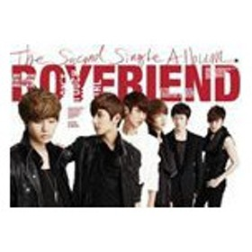 輸入盤 BOYFRIEND / 2ND SINGLE DON'T TOUCH MY GIRL [CD]