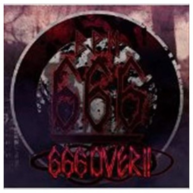 666 OVER!! [CD]