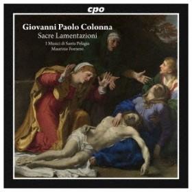 コロンナ:聖週間のための宗教的哀歌集 / フォルネーロ (CD)