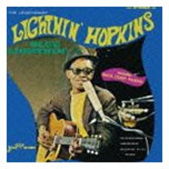 ライトニン・ホプキンス / ブルー・ライトニン [CD]