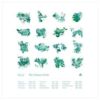CFCF / The Colours of Life [CD]