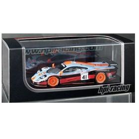 ダイキャストモデル 1/43 マクラーレン F1 GTR(#41) 1997 ル・マン[hpi]《取り寄せ※暫定》