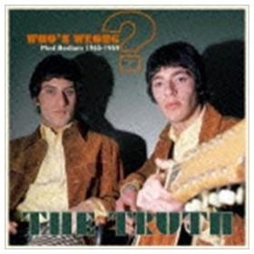 ザ・トゥルース / フーズ・ロング :モッド・ベドラム 1965-1969 [CD]
