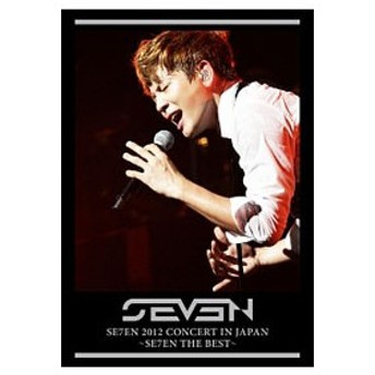 DVD/2012 CONCERT IN JAPAN〜SE7EN THE BEST〜