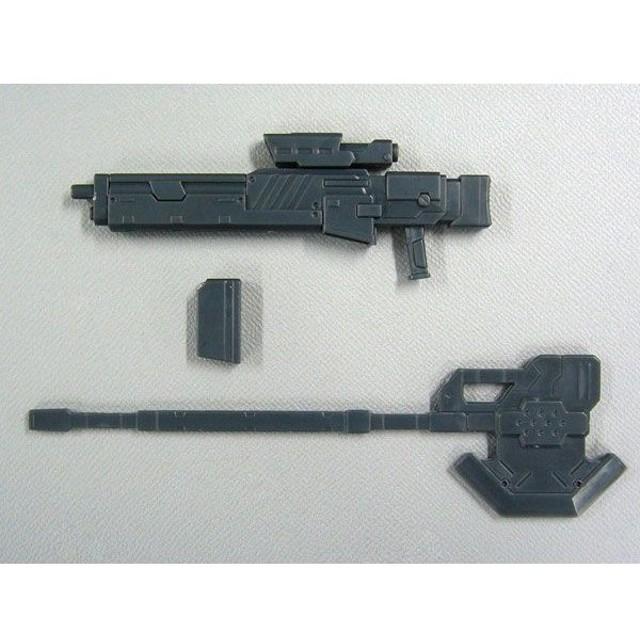 M.S.G モデリングサポートグッズ ウェポンユニット MW05R バトルアックス・ロングライフル(再販)[コトブキヤ]《在庫切れ》
