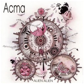 ALIEN ALIEN〜エイリアン営利案〜 ACMA CD