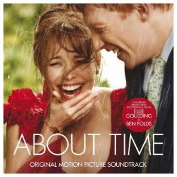 「アバウト・タイム 愛おしい時間について」オリジナル・サウンドトラック / サントラ (CD)