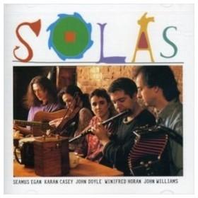 輸入盤 SOLAS / FEATURING SEAMUS EGAN [CD]