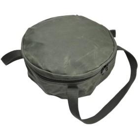 アソビト 10インチ 深型キャンプオーブン 防水帆布ケース/アウトドア キャンプ ダッチオーブン