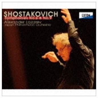 ラザレフ 日本フィル / ショスタコーヴィチ:交響曲 第6番 第9番 [CD]