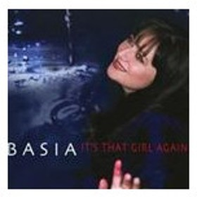 輸入盤 BASIA / IT'S THAT GIRL AGAIN [CD]