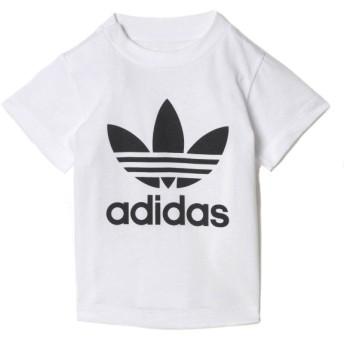 アディダス オリジナルス adidas Tシャツ オリジナルス トレフォイル Tシャツ (WHITE/BLACK) 17SS-I