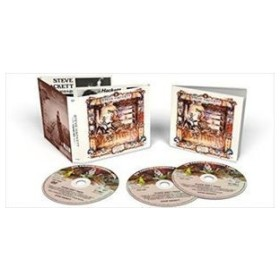 輸入盤 STEVE HACKETT / PLEASE DON'T TOUCH (DLX) [2CD+DVD AUDIO]