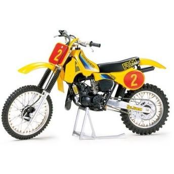1/12 オートバイシリーズ No.13 スズキ RM250 モトクロッサー プラモデル(再販)[タミヤ]《在庫切れ》
