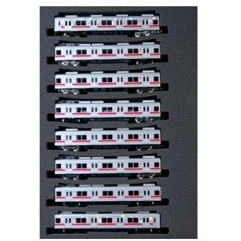 4510 完成品モデル 東急9000系シャボン玉 東横線 8両編成セット(動力付き)[グリーンマックス]《在庫切れ》