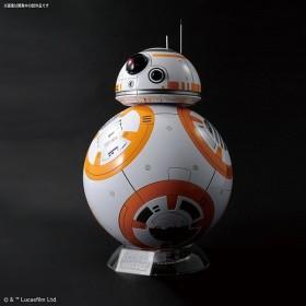 スター・ウォーズ 1/2 BB-8 (グロスフィニッシュ) プラモデル[バンダイ]《取り寄せ※暫定》