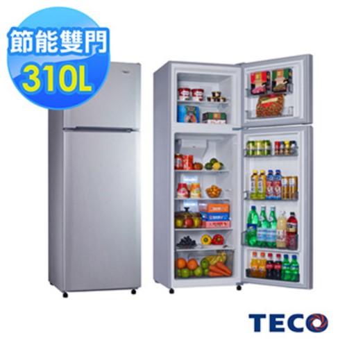 TECO 東元 310公升 雙門冰箱 R3151CS