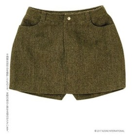 48cm/50cm用 AZO2タイトスカート カーキ (ドール用)[アゾン]《取り寄せ※暫定》