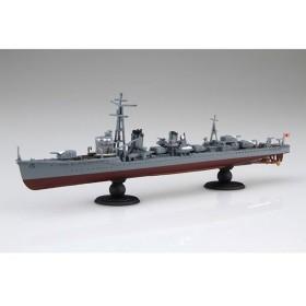 1/700 艦NEXTシリーズ No.11 日本海軍陽炎型駆逐艦 不知火/秋雲(開戦時)2隻セット プラモデル[フジミ模型]《取り寄せ※暫定》